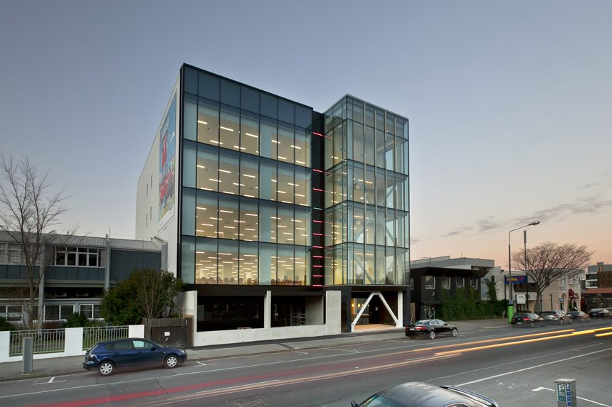 104 Victoria Street, Christchurch - Clearwater Construction