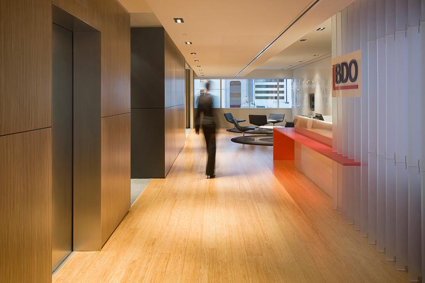 BDO Spicers - Warren & Mahoney Architects