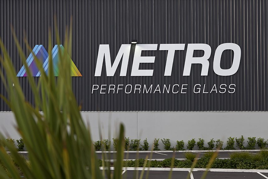 Metroglass - D&H Steel Construction