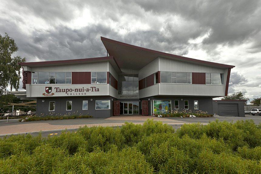 Taupo Nui a Tia School - Ignite Architects