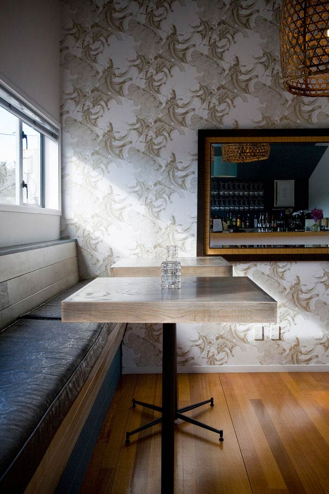 Thymes Tables Restaurant - Habitat Carpentry